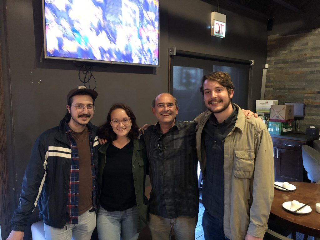 2019 Rhodes Lab Reunion